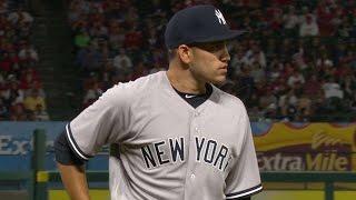 NYY@LAA: Herrera freezes Espinosa for first career K