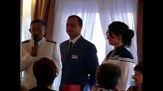 видео Речной круиз на теплоходе Константин Коротков
