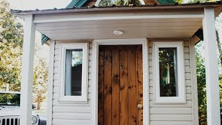 Tiny House Living. Simple and Affordable