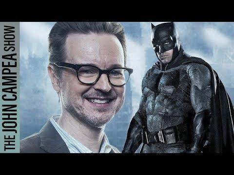 New Batman Movie Details From Matt Reeves  The John Campea