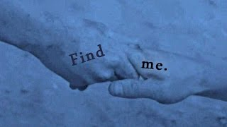 Find me. [Fitz & Simmons]