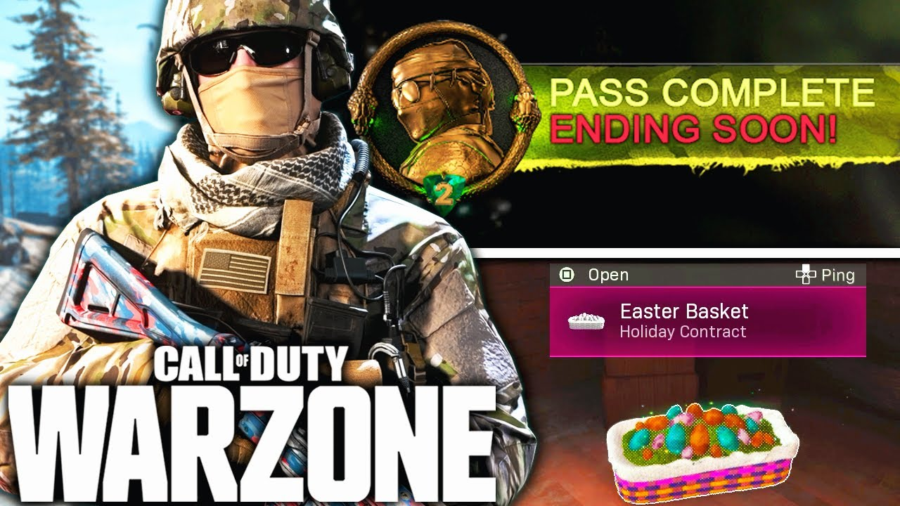 Call Of Duty Warzone New Event Update The End Of Season 2 More Youtube