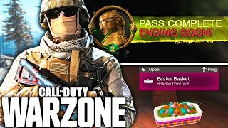 Call Of Duty WARZONE: NEW EVENT UPDATE, The END Of SEASON 2, & More!