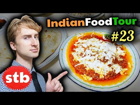 Old Delhi Indian Street Food #23 ... I TOTALLY LOST CONTROL!!!