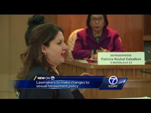 Legislature outlines new anti-harassment rules