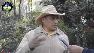 Entrevista al Sr Martín del Río Jardinero de Santa Rosa Xochiac