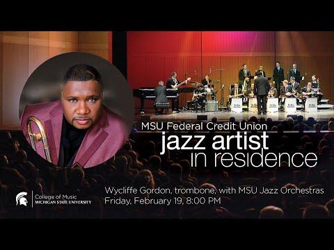 MSU Jazz Orchestras