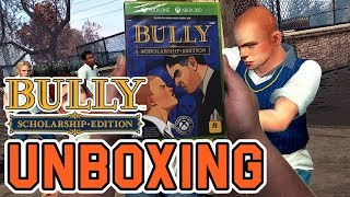 Bully Scholarship Edition (Xbox One/Xbox 360) Unboxing !!