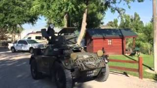 Ferret Armored Car