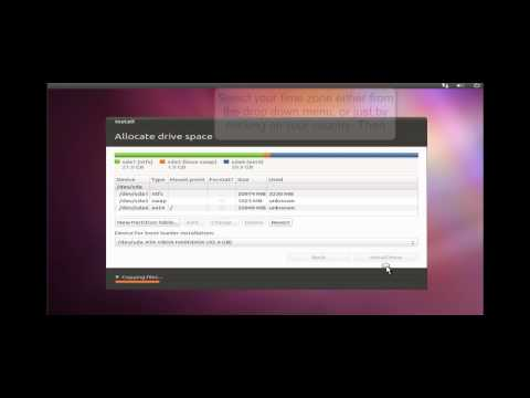 Tutorial: How To Install Ubuntu Linux - Dual Boot Linux And Windows