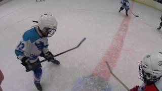 Детский хоккей. Олимпия 2010 - Олимпия 2009 (второй состав). Игра 29.01.2017. Вторая часть