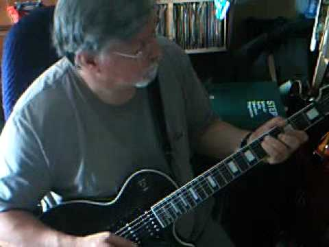 I am Trusting You Lord Jesus - Guitar chords Accomp on Epiphone ...