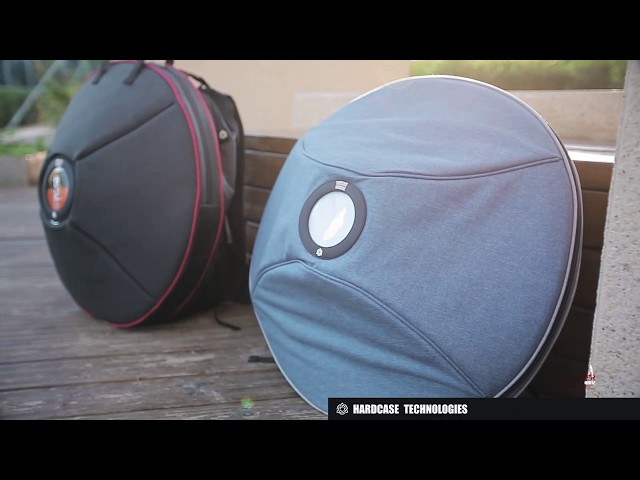 Handpan Softbag (Simply Bag) by Hardcase Technologies