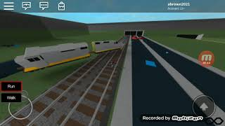 ROBLOX - Biggest Train Crashes in The World