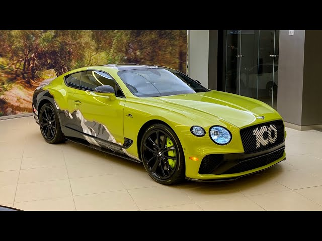 Image of Bentley Continental GT Pikes Peak