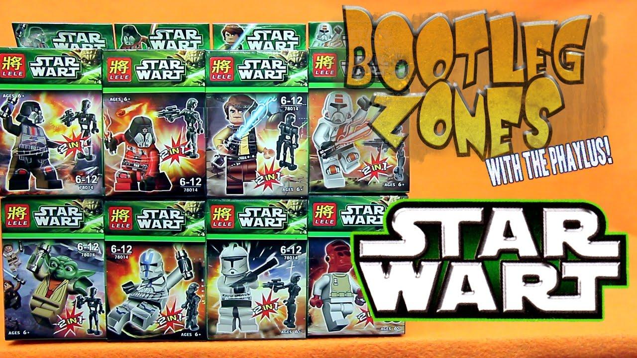 Bootleg Zones: Star Wart (Lego Star Wars)