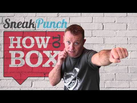 Boxing Slip - Quick Tip - How to Box