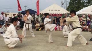 8/6に行われた正道会館津島支部の演武動画です。