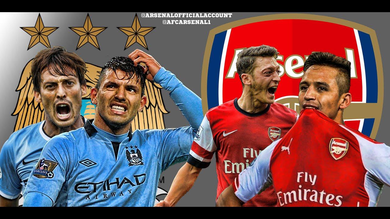 Match Preview Man City V Arsenal - YouTube