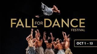 Fall for Dance Festival 2019