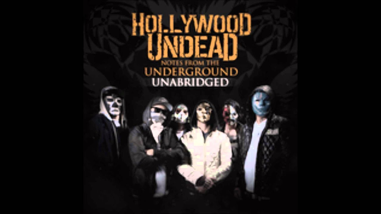 Hollywood undead nftu entire album youtube