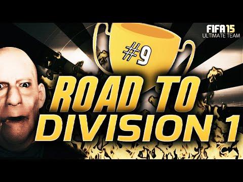 FIFA 15   INSANE ROAD TO DIVISION 1 #9 - GLITCHED FREE KICK
