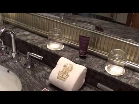 Ritz-Carlton Jakarta, Mega Kuningan, Indonesia - Review of a Club Room 1816