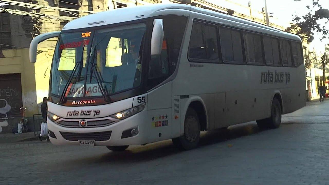 marcopolo viaggio 900 g7    mercedes benz    ruta bus 78