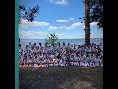Третья смена летнего лагеря «Сосновый Бор 2019»
