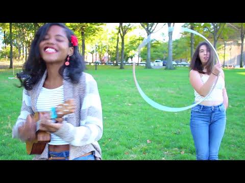 Hula Hoop - OMI (Ukulele Cover | Yaniza & Brennan)