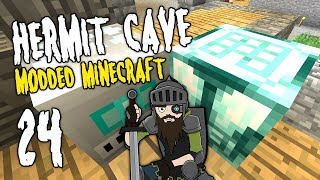 Hermit Cave: 24 | Road to EXTREME | Modded Minecraft