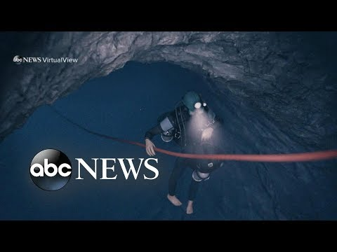 Mission is a 'go': Rescuers jump into action to save boys from Thai cave: Part 2
