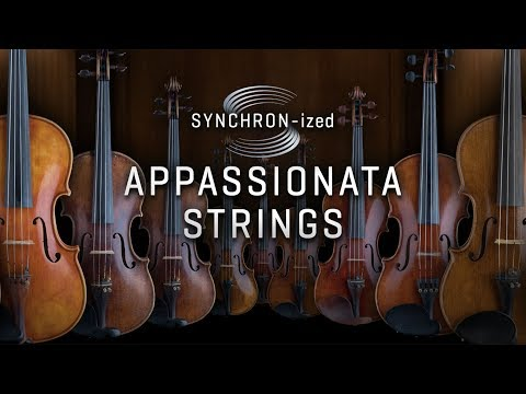 SYNCHRON-ized Appassionata Strings Introduction