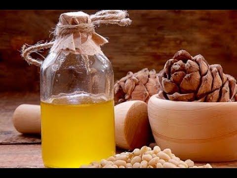 ★Кедровое масло снимает боль с суставов и прекрасный антисептик. Рецепт ЗУБНОЙ ПАСТЫ из масла кедра