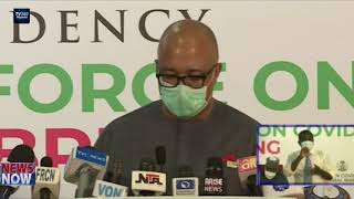 Coronavirus Pandemic: FG warns against cluster gatherings especially in closed places
