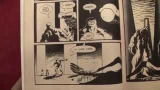 Reading Comics: Comico Primer #5, Sam Kieth's Maxx, 1982 -- ASMR -- Male, Soft-Spoken, Page Turning