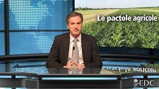 Le pactole agricole - le 6 mars 2014