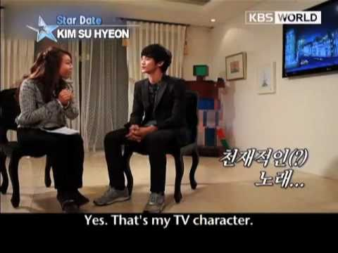 [Star Date] Kim Soohyun (김수현)