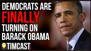 "Democrats Are Finally Turning On Barack Obama, He Must Be ""Far Right"" By Today's Stan"