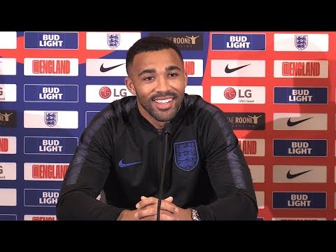 Callum Wilson On First England Call-Up - Full Press Conference