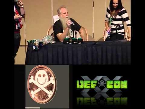 DEF CON 20 Hacking Conference - Hacker Pyramid 2