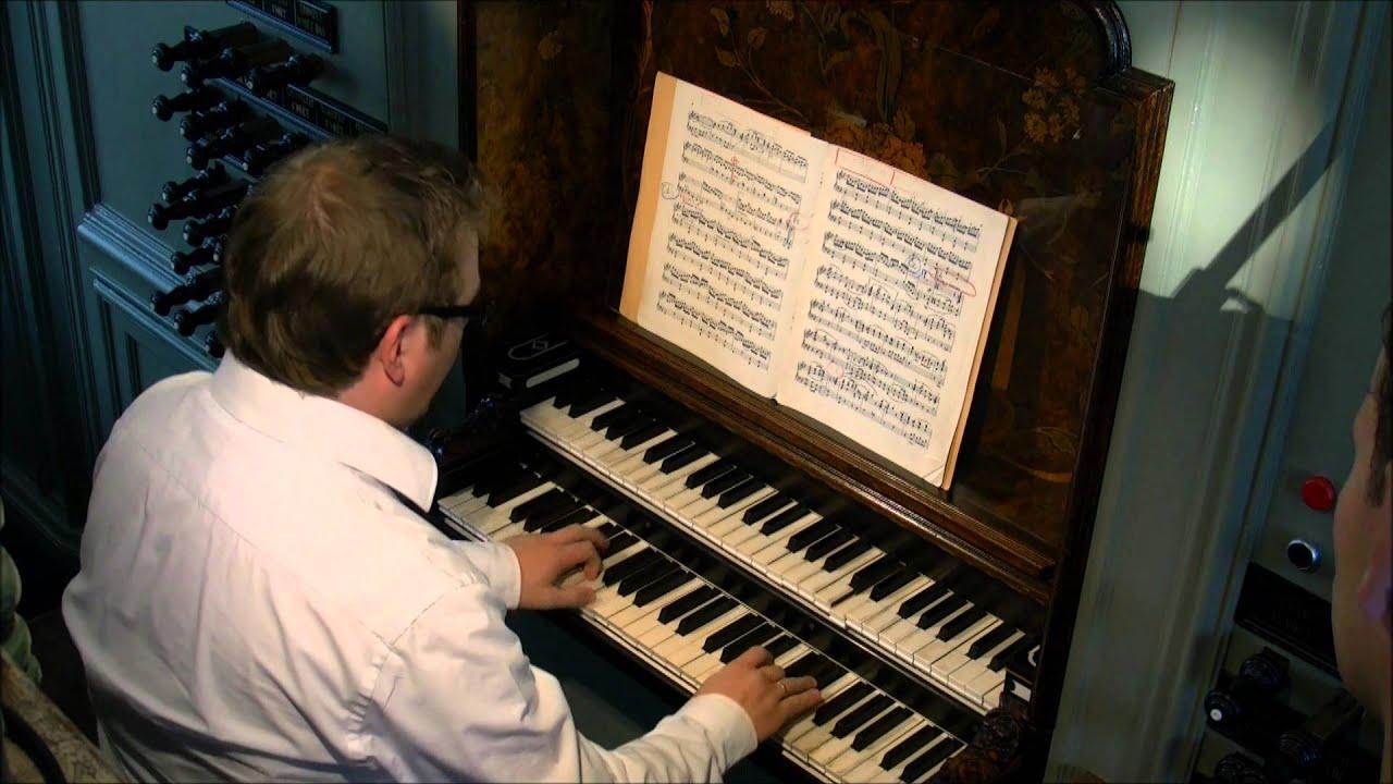 Minne Veldman - Fantasie-Toccatine Psalm 33 (Jan Zwart)