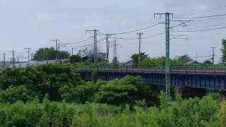 JR東日本 信越線 亀田~荻川 SLばんえつ物語号1
