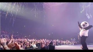 Julien Doré Coco Câline Zénith Montpellier 28 Novembre 2017