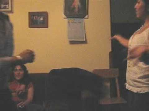 ¡ES UN BAILADOR! Buina Bilychín y su Odalísca.