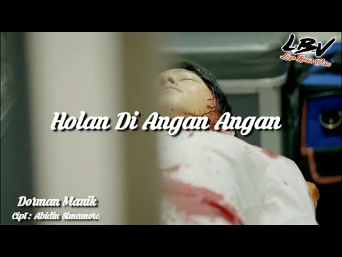 Holan Diangan angan - Dorman Manik - Cover Video clip ( Versi MV Korea )