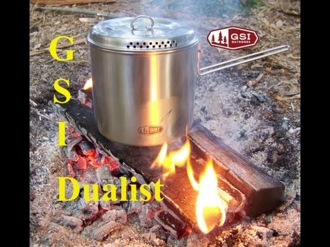 GSI Dualist Cookset