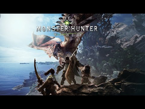 Monster Hunter: World Having a good ol time with Deviljho!!