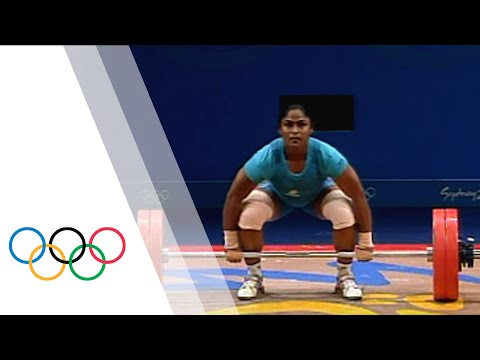 Karnam Malleswari - India's First Female Bronze Medalist - Sydney 2000 Olympics