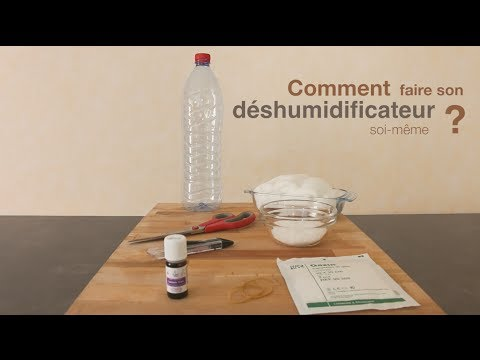 Humidit faire son d shumidificateur maison youtube - Faire son saucisson sec maison ...